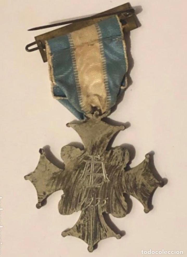 Medallas condecorativas: MEDALLA CONDECORACION 1935 LEGION DE HONOR LABOREMUS - Foto 3 - 201813822