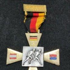 Medallas condecorativas: MEDALLA VINTAGE RUTA HERMANDA DREHENTHALERHOF 1973 ALEMANIA. Lote 204206088