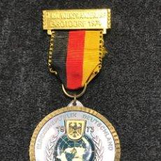 Medallas condecorativas: MEDALLA VINTAGE ALEMANIA MIEMBRO DE LA ONU 1974. Lote 204206657