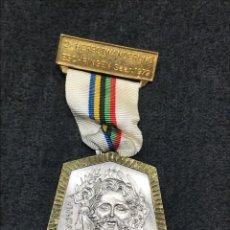 Medallas condecorativas: MEDALLA VINTAGE 2 CAMINATA OLIMPICA EN ESCHRINGEN SAAR 1972. Lote 204207148