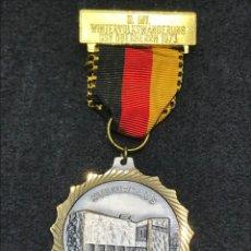 Medallas condecorativas: MEDALLA VINTAGE CASA CULTURAL DE ÜBERHERRN 1973 - ALEMANIA. Lote 204223062