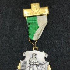 Medallas condecorativas: MEDALLA VINTAGE MINERÍA ALEMANA 1973 - ALEMANIA. Lote 204223406