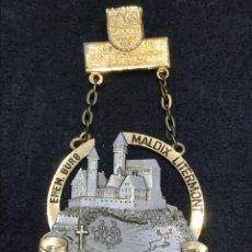Medallas condecorativas: MEDALLA VINTAGE MARCHA POPULAR DE NALBACH 1973 - ALEMANIA. Lote 204223476