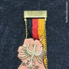Medallas condecorativas: MEDALLA VINTAGE HERMANDAD DREHENTALER 1974 - ALEMANIA. Lote 204223540