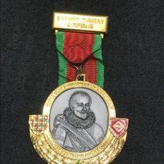 Medallas condecorativas: MEDALLA VINTAGE HANS ELIAS MICHAEL VON OBENTRAUT - ALEMANIA. Lote 204223696