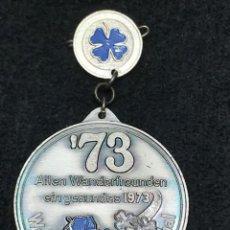 Medallas condecorativas: MEDALLA VINTAGE RUTA HERMANDAD DE KLARENTHAL 1973 - ALEMANIA. Lote 204223877