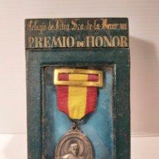 Medallas condecorativas: ANTIGUA MEDALLA PREMIO DE HONOR DE LA SALLE BONANOVA 1951. Lote 204977690