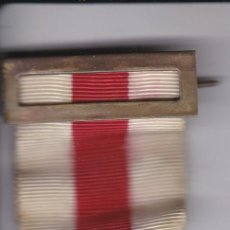 Medallas condecorativas: MEDALLA ESMALTADA DE LA CRUZ ROJA ESPAÑOLA - DIA DE LA BANDERITA - EN ESTUCHE. Lote 206137420