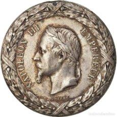 Medallas condecorativas: FRANCIA, NAPOLÉON III, EXPÉDITION DU MÉXIQUE, HISTORY, MEDALLA, 1862-1863. Lote 207139025