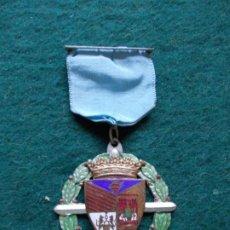 Medallas condecorativas: MEDALLA PREMIO DISTINCIÓN LAUREADA ESMALTADA COLEGIO PORTACELI SEVILLA. Lote 209910723