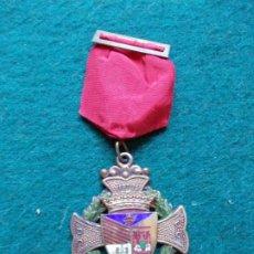 Medallas condecorativas: MEDALLA PREMIO DISTINCIÓN LAUREADA ESMALTADA COLEGIO PORTACELI SEVILLA. Lote 209910902