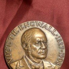 Medallas condecorativas: MEDALLA EMPRESA A CATALOGAR. Lote 210324081