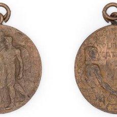Medallas condecorativas: 1906. HOMENAJE A LA SOLIDARIDAD CATALANA. EBC. Lote 210350406