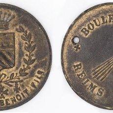 Medallas condecorativas: FRANCIA. S.F. MEDALLA. 3 GR. ANV.: ESCUDO Y LEYENDA SYSTÈME CN BENOIT FILS. REV.: ESTRELLA FUGAZ. Lote 210387537