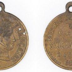 Medallas condecorativas: GOBIERNO FRANCÉS. 1891. MEDALLA SOUVENIR DEL GRAN CONCURSO DE MÚSICA DE 1891. CARTAUX EBC. Lote 210387657