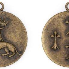 Medallas condecorativas: S. XIX-PPIOS XX. MEDALLA A CLASIFICAR. Lote 210394233