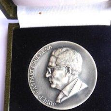 Medallas condecorativas: MD-37. MEDALLA JOSEP GASPART I BULBENA. PEONER DE L'HOSTALATGE HISPÀNIC. 1930-1980 HOTELES HUSA.. Lote 210805440
