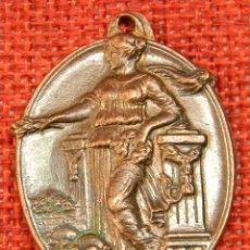 Medallas condecorativas: ORIGINAL - 1935 - GENERALIT DE CATALUNYA - IV ANIVERSARI PROCLAMACIO DE LA REPUBLICA -. Lote 210957159