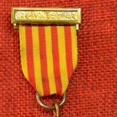 Medallas condecorativas: 1971 - J. A. CASAL - INAGURACIO CORS DE CLAVE - BARCELONA - 2-X-1971 FEDERACION COROS DE CLAVE 1860. Lote 210989185