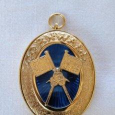 Medallas condecorativas: MEDALLA MASÓNICA BRITÁNICA.. Lote 212631027