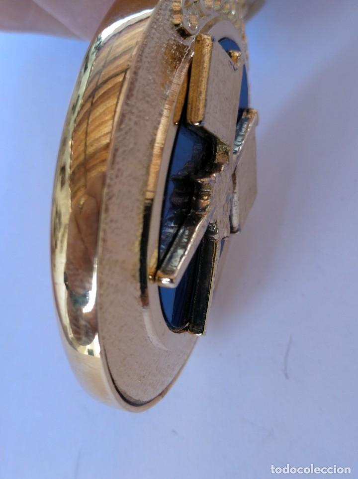 Medallas condecorativas: MEDALLA MASÓNICA BRITÁNICA. - Foto 5 - 212631027
