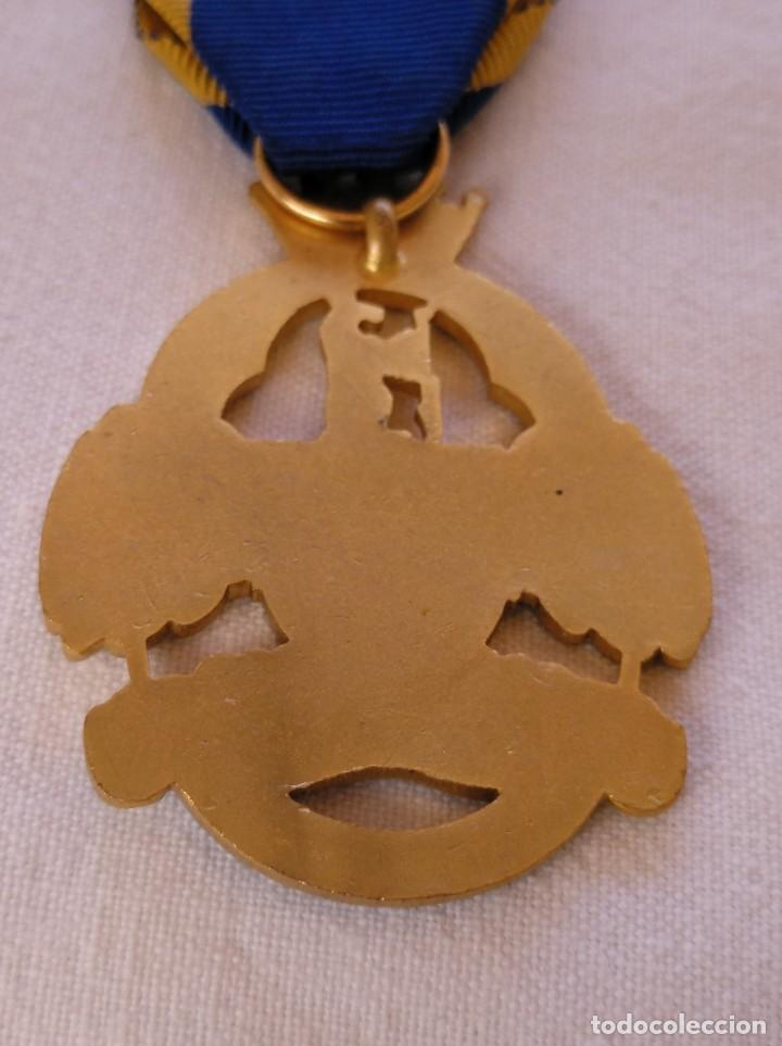 Medallas condecorativas: MEDALLA MASÓNICA BRITÁNICA. - Foto 2 - 212631265