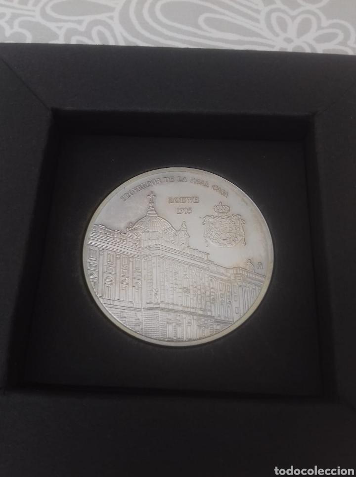Medallas condecorativas: Medalla conmemorativa Loewe - Foto 2 - 216573310