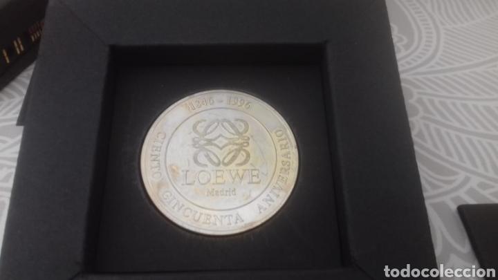 Medallas condecorativas: Medalla conmemorativa Loewe - Foto 3 - 216573310