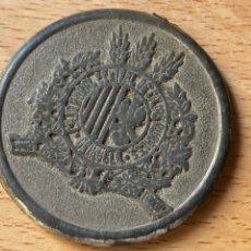 Medallas condecorativas: CAJA RURAL CENTRAL DE CAJAS RURALES ORIHUELA MONEDA MEDALLA. Lote 216804496