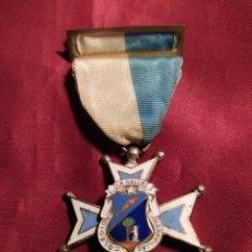 Medallas condecorativas: MEDALLA COLEGIO MARAVILLAS LA SALLE. Lote 221706133