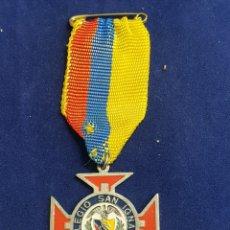 Medallas condecorativas: MEDALLA PLATA COLEGIO SAN IGNACIO . CONDUCTA. Lote 221802952
