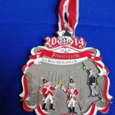 Medallas condecorativas: MEDALLA CARNAVAL ALEMAN (PRINZENGARDE) 2014. Lote 222233431
