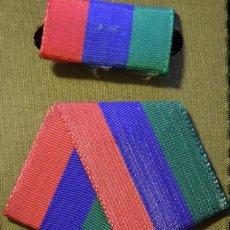 Medallas condecorativas: MED42 CUBA DISTINCION NICO LOPEZ. Lote 222683486