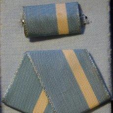 Medallas condecorativas: MED47 CUBA DISTINCTION MARIO MUNOZ. Lote 222683495