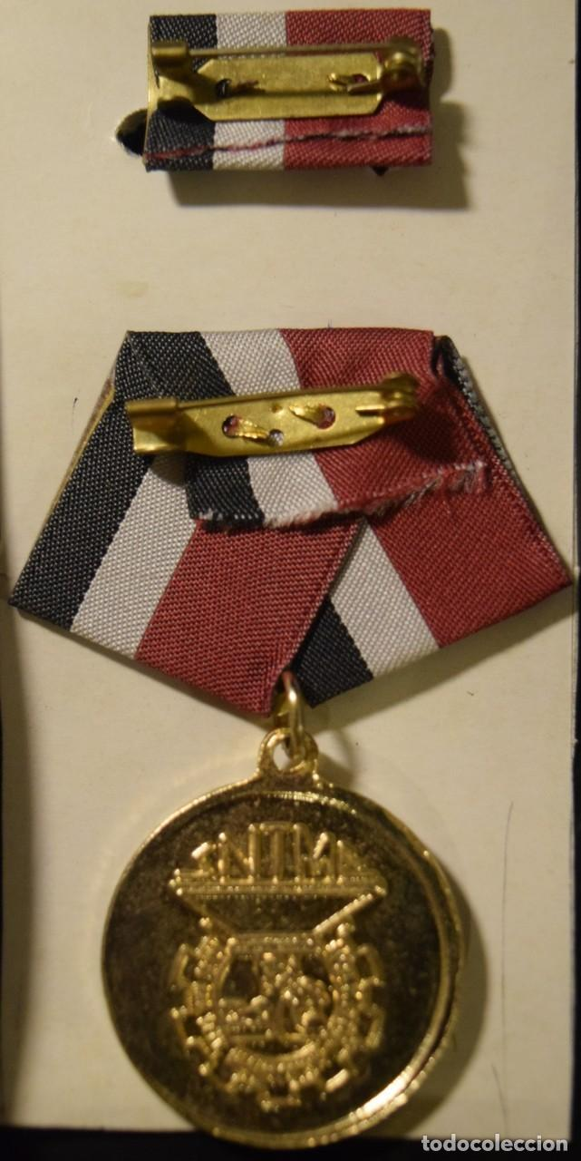 Medallas condecorativas: med41 Cuba Distincion Florentino Alejo - Foto 2 - 226326335