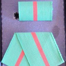 Medallas condecorativas: MED58 CUBA MEDALLA POR LA PROTECCION DE LAS FRONTERAS. Lote 226326413