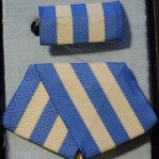 Medallas condecorativas: MED85 CUBA DISTINCION POR EL SERVICIO EN EL MININT 2 GRADO. Lote 226326505