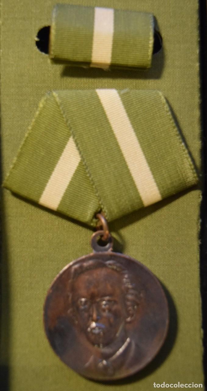 MED91 CUBA IGNACIO AGRAMONTE 3 GRADO (Numismática - Medallería - Condecoraciones)