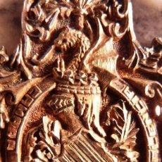Medallas condecorativas: PRECIOSA MEDALLA CAMARA AGRARIA PROVINCIAL VALENCIA,PLATA.ORFEBRE, 65MM. 53 GRM.. Lote 103841115
