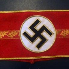 Medallas condecorativas: BRAZALETE DE JEFE DE LA SS. Lote 235406395