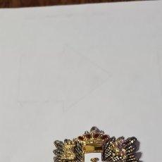 Medallas condecorativas: MEDALLA PLACA AL MÉRITO NAVAL CON MONIATURA MARABILLOSA CONSERVACION. Lote 235556895