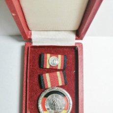 Medallas condecorativas: VERDIENSTMEDAILLE DER DEUTSCHEN DEMOKRATISCHEN REPUBLIK. MEDALLA DEL MÉRITO DE LA RDA.. Lote 235644205