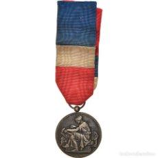 Medallas condecorativas: FRANCIA, SOCIÉTÉ INDUSTRIELLE DE ROUEN, MEDALLA, EXCELLENT QUALITY, CHABAUD. Lote 236381515