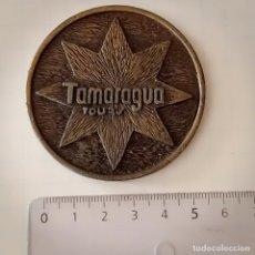 Medallas condecorativas: MEDALLA FEAAV 87 CONGRESO NACIONAL ISLAS CANARIAS. Lote 238766980