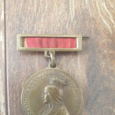 Medallas condecorativas: MEDALLA CONCENTRACION NACIONAL DE LA SECCION FEMENINA.MAYO 1939.MEDINA DEL CAMPO.. Lote 241235995