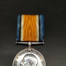 Medallas condecorativas: CONDECORACIÓN DE GUERRA BRITÁNICA. Lote 245609015