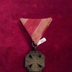 Medallas condecorativas: MEDALLA DE AUSTRIA.. Lote 245615120