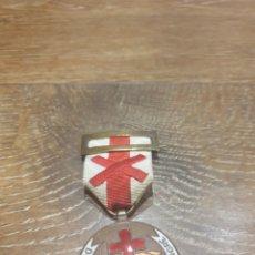 Medallas condecorativas: MEDALLA DE LA CRUZ ROJA.DONANTE DESINTERESADO DE SANGRE. Lote 246351520