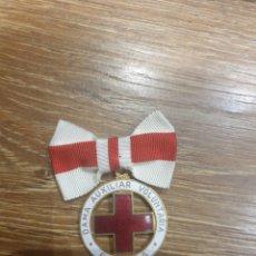 Medallas condecorativas: MEDALLA DE LA CRUZ ROJA.DAMA AUXILIAR VOLUNTARIA.ESPAÑA.33132. Lote 246354070