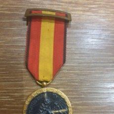 Medallas condecorativas: MEDALLA DE LA GUERRA CIVIL ESPAÑOLS.17 JULIO 1936.ARRIBA ESPAÑA UNA GRANDE LIBRE IMPERIAL.. Lote 246358315